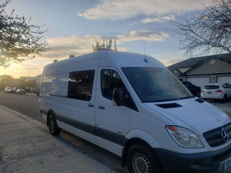 """Picture 1/24 of a 2013 Mercedes Sprinter Van 170""""WB RWD MotoVan  for sale in Boise, Idaho"""