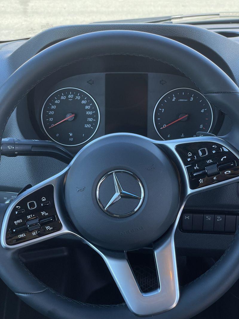 Picture 5/30 of a 2021 Mercedes Benz Sprinter 2500 Diesel 4x4 for sale in Vista, California