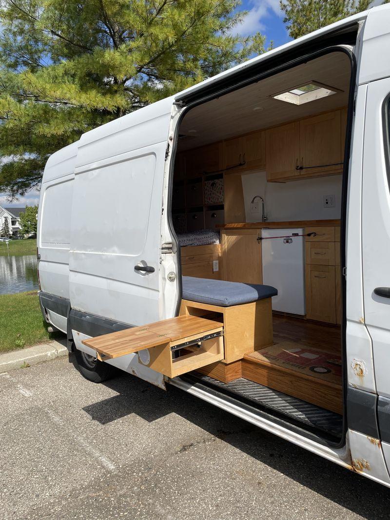 Picture 2/20 of a 2011 Sprinter Travel Van for sale in Novi, Michigan
