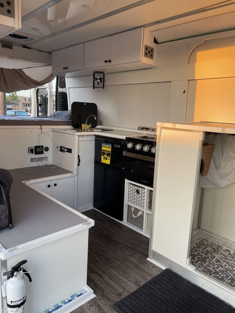 Picture 4/27 of a ITS Back, New Build New Engine  Nice Ram Promaster  for sale in Huntington Beach, California