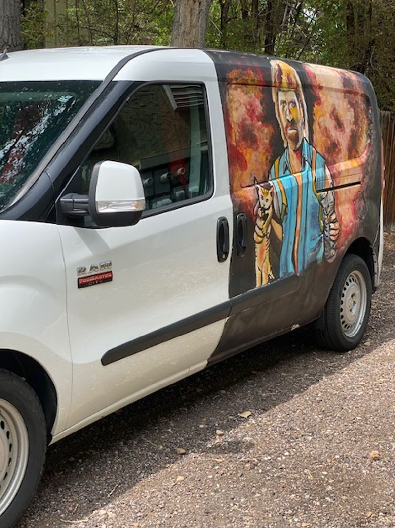 Picture 2/8 of a 2016 Promaster City Camper Van for sale in Littleton, Colorado