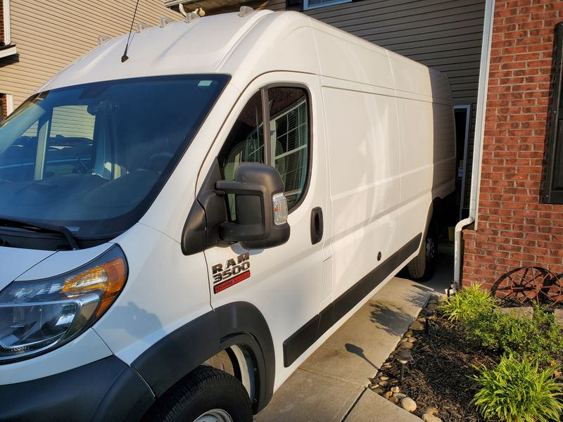 Picture 4/15 of a 2017 Ram Promaster 3500 159 ext for sale in Knoxville, Tennessee