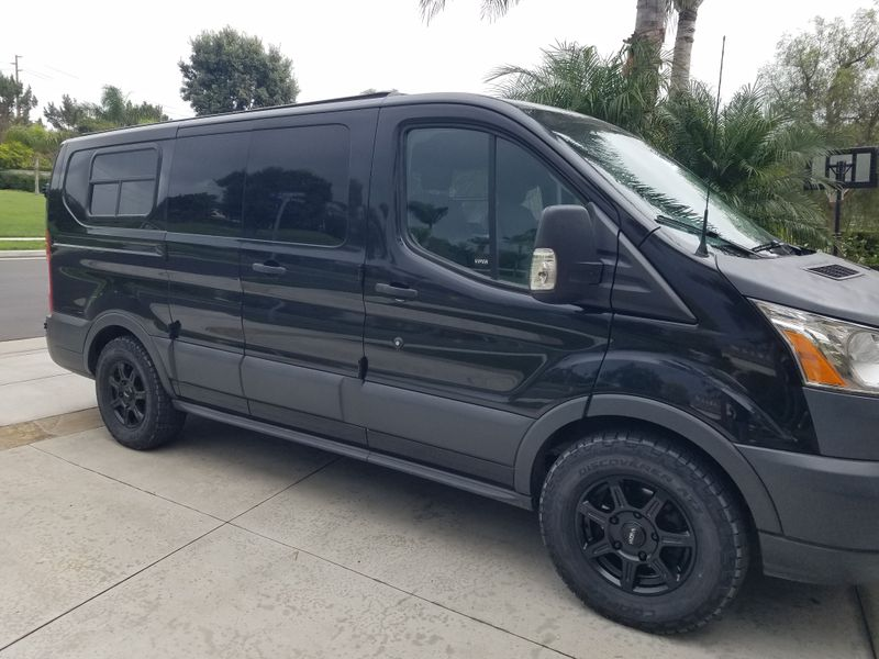 Picture 3/23 of a 2015 Ford Transit Camper for sale in Huntington Beach, California