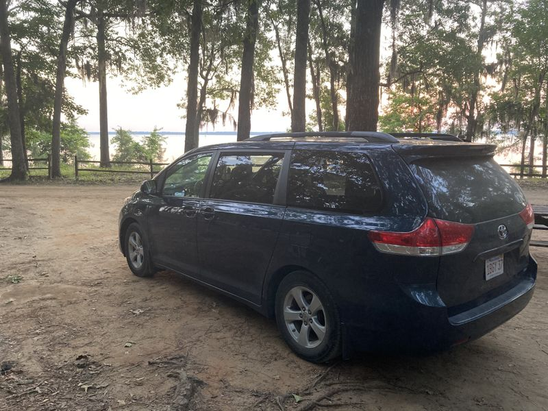Picture 1/18 of a 2011 Toyota Sienna Campervan for sale in Providence, Rhode Island
