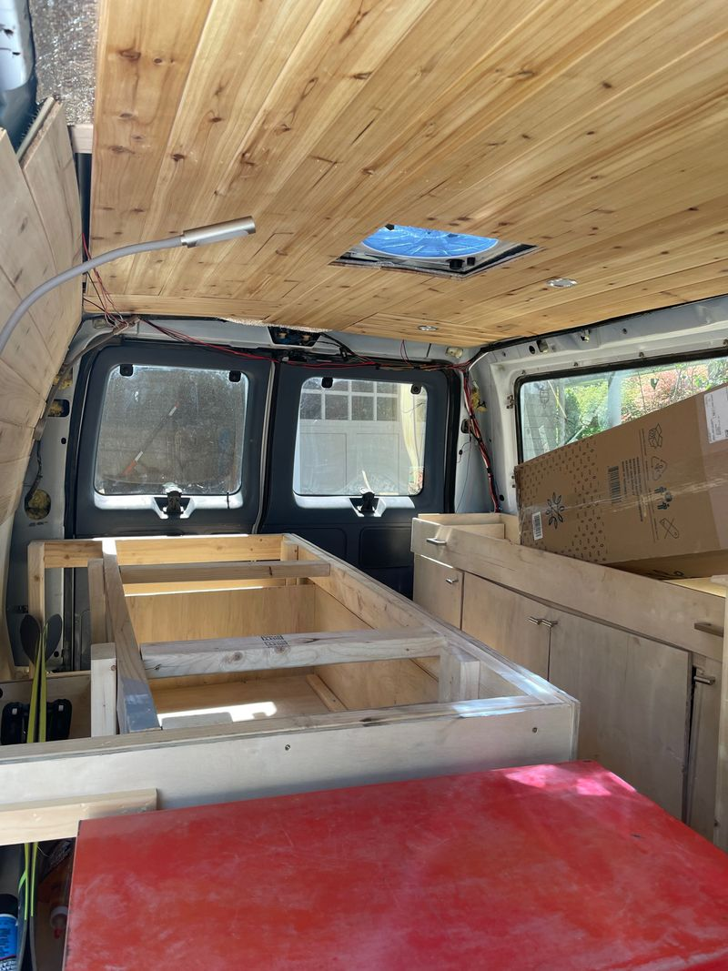 Picture 3/6 of a 1993 Ford E350 Clubwagon XLT 7.3 Diesel for sale in Boston, Massachusetts