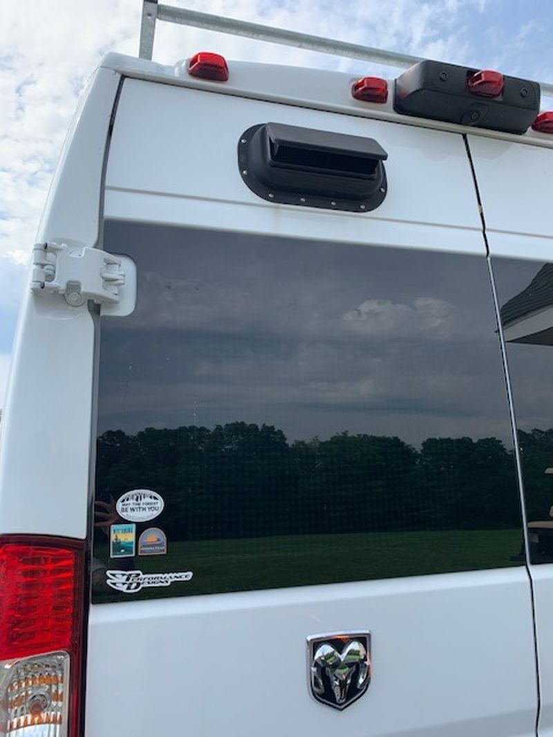 Picture 4/24 of a 2018 Dodge Promaster 2500 High Roof Campervan for sale in Millerstown, Pennsylvania