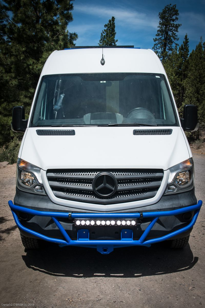 Picture 3/18 of a Mercedes-Benz Sprinter 3500 Outside Van for sale in Bend, Oregon
