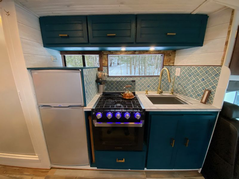 Picture 6/7 of a New Build 2012 Chevy Diesel Off-Grid Tiny Home OBO for sale in Boulder, Colorado