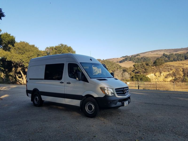 Picture 1/19 of a 2017 Mercedes Sprinter 2500 Camper Van  for sale in San Diego, California