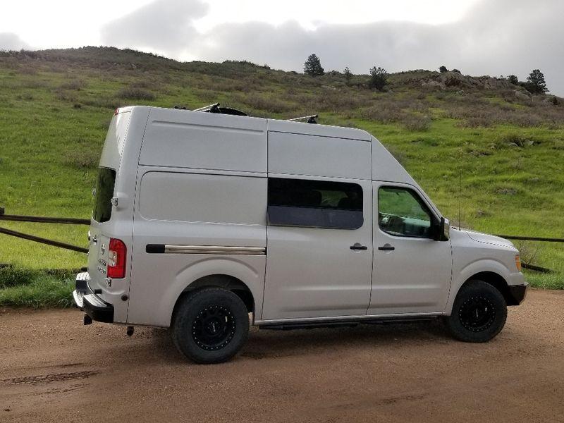 Picture 3/22 of a 2018 Nissan NV2500 4x4 Camper Van 5.6L V8 for sale in Fort Collins, Colorado