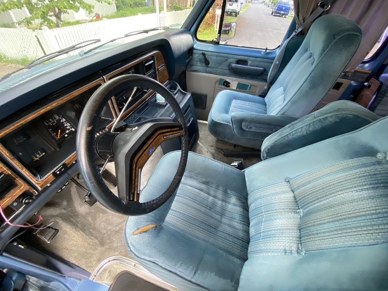 Picture 1/19 of a 1991 Ford 250 Sportsmobile pop top for sale in Spanaway, Washington