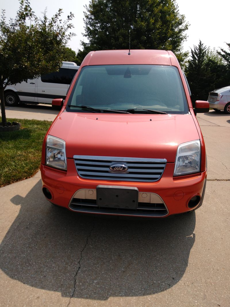 Picture 3/17 of a Ford Transit Connect Premium XLT Camper for sale in Lawrence, Kansas