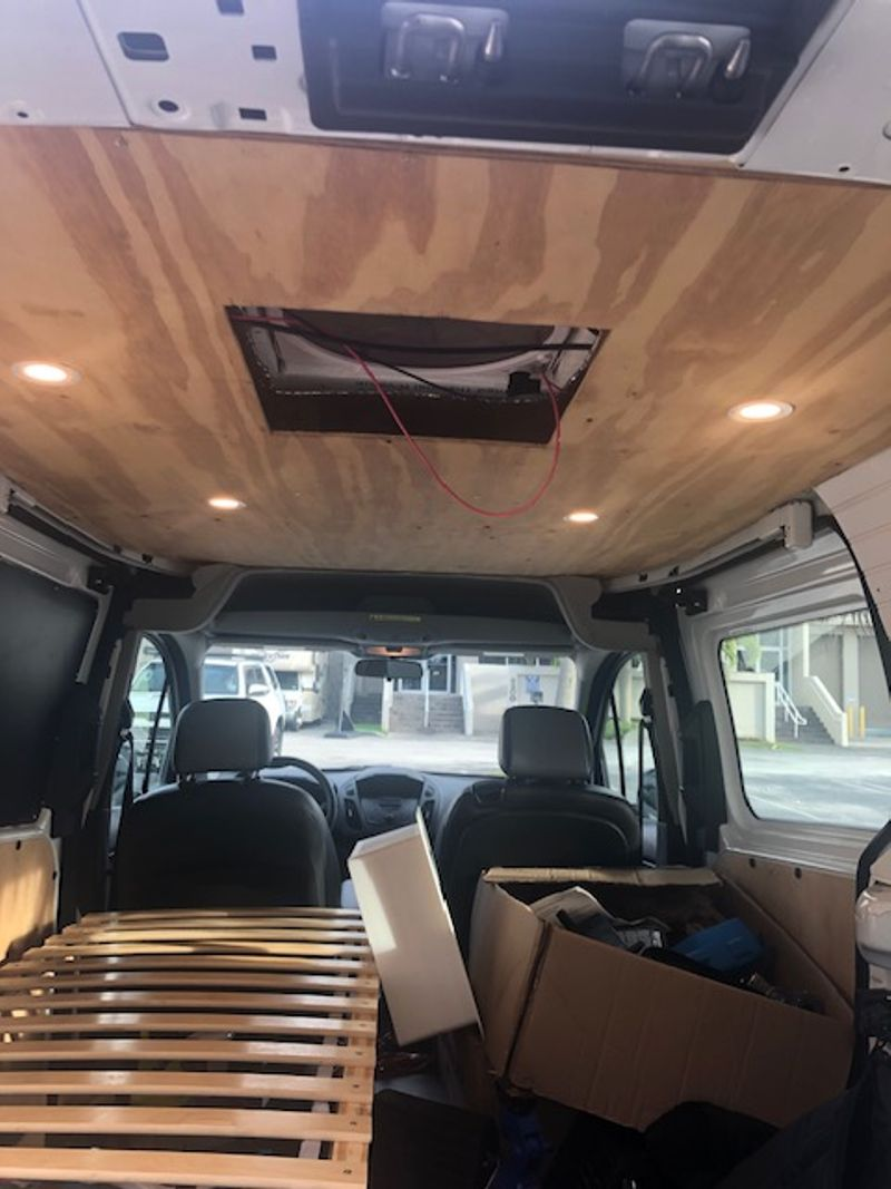 Picture 2/8 of a 2016 Ford Transit Connect  for sale in Miami, Florida