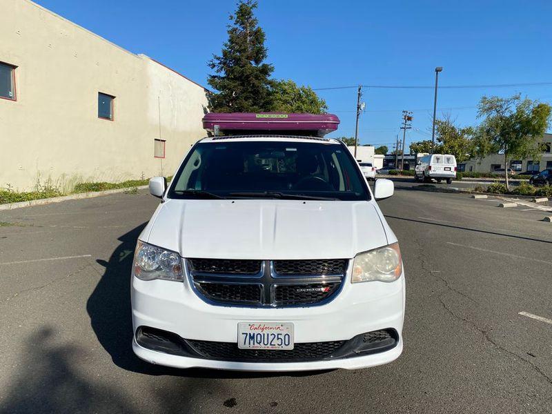 Picture 2/12 of a 2013 Dodge Caravan SXT Camper Van Mini RV Trailer  for sale in Martinez, California