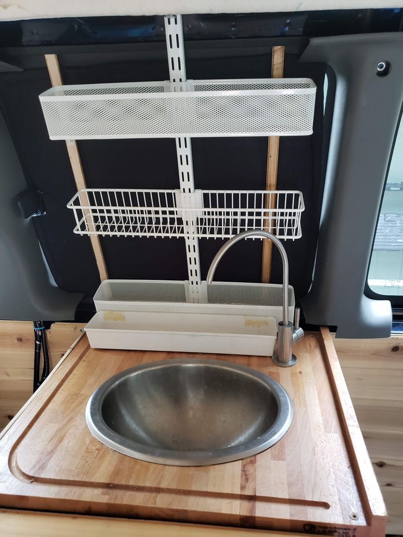 Picture 6/22 of a Chevy Conversion Camper Van 2014 ext for sale in Kirkland, Washington