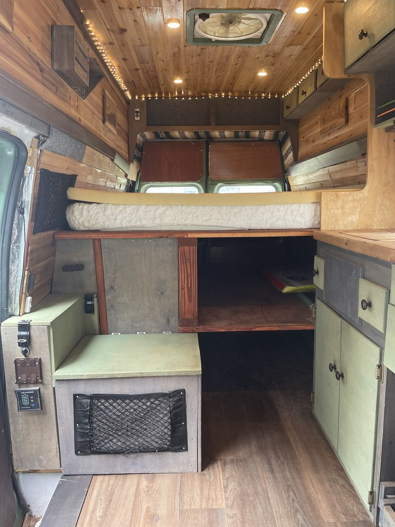 Picture 3/33 of a Fully built campervan, with remanufactured engine  for sale in Steamboat Springs, Colorado