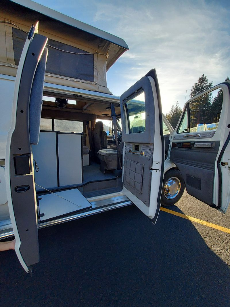 Picture 4/32 of a 1995 Dodge Ram Van B3500 Sportsmobile Conversion for sale in Stateline, Nevada