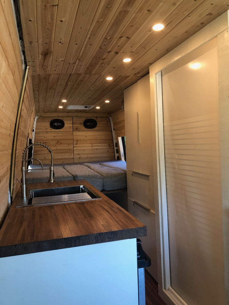 Picture 2/20 of a 2012 Full Sprinter Van Conversion for sale in Austin, Texas