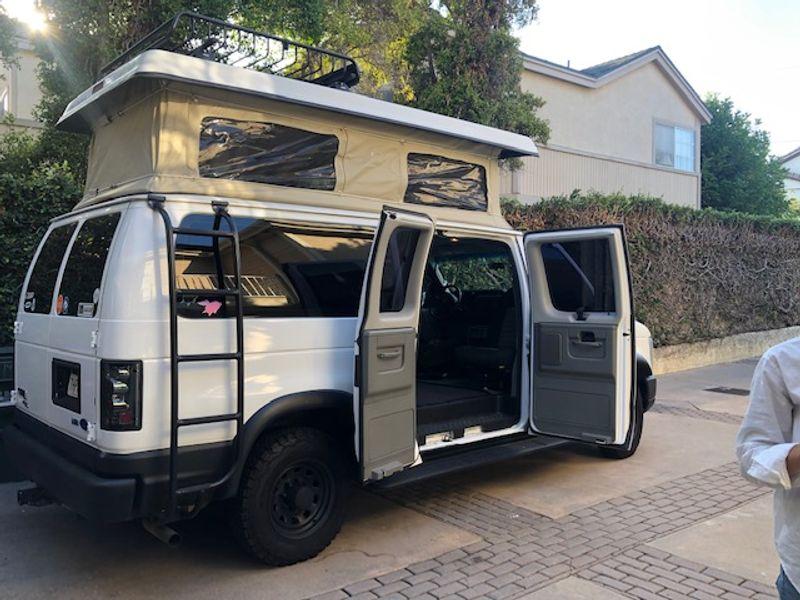 Picture 1/16 of a 2014 Ford E-150 Sportsmobile camper conversion for sale in Redondo Beach, California