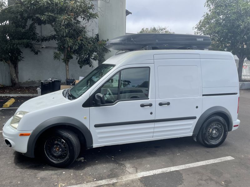 Picture 3/8 of a 2012 Ford Transit Connect Camper Van  for sale in San Diego, California
