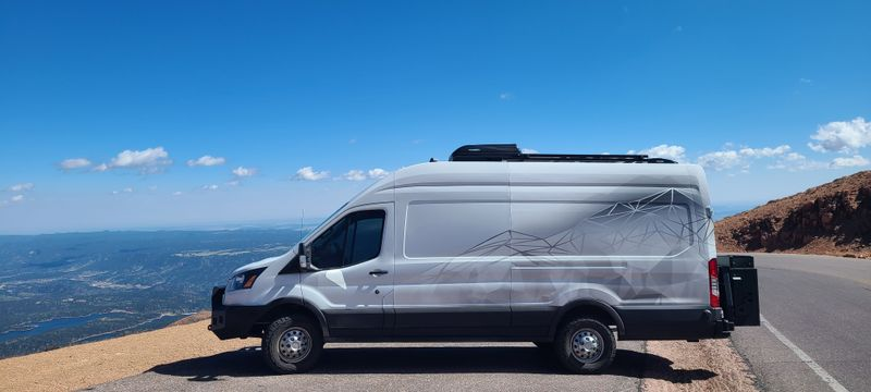 Picture 1/19 of a 2020 AWD Four Season Adventure Van for sale in Boulder, Colorado
