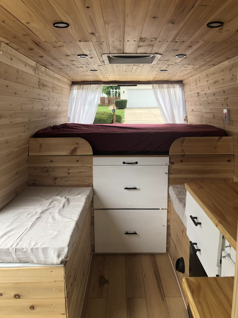 Picture 1/20 of a Low Roof T1N Sprinter Conversion for sale in New Lenox, Illinois