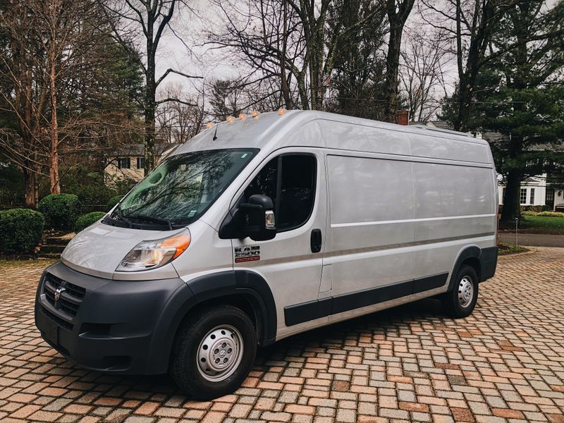 Picture 2/12 of a Beautifully Converted 2018 Ram Promaster 2500  for sale in Morristown, New Jersey