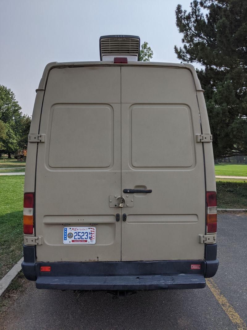 Picture 5/34 of a 2006 Dodge Sprinter Turnkey Camper Van for sale in Boulder, Colorado