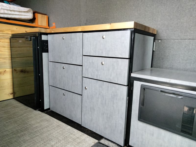 Picture 6/17 of a Stealth Ram Promaster 159 ext for sale in Denver, Colorado