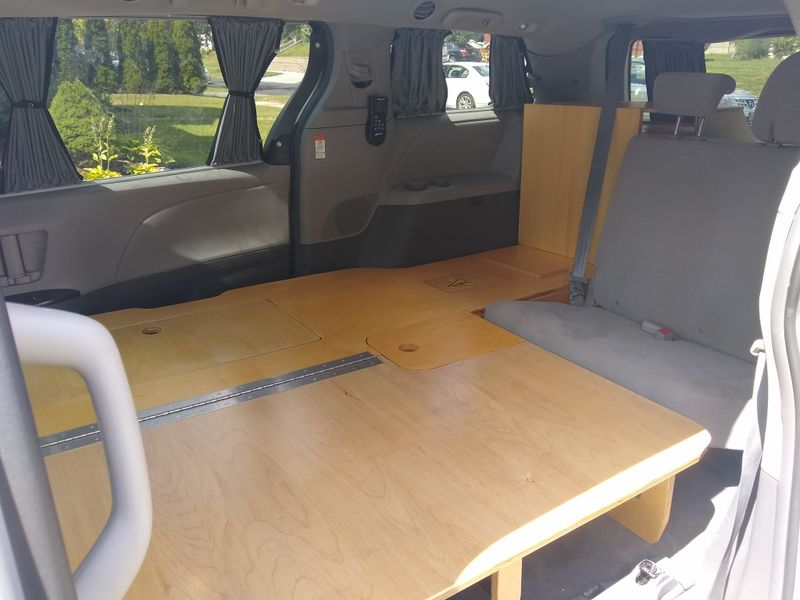 Picture 5/11 of a 2017 Toyota Sienna Custom Conversion for sale in Rutland, Vermont