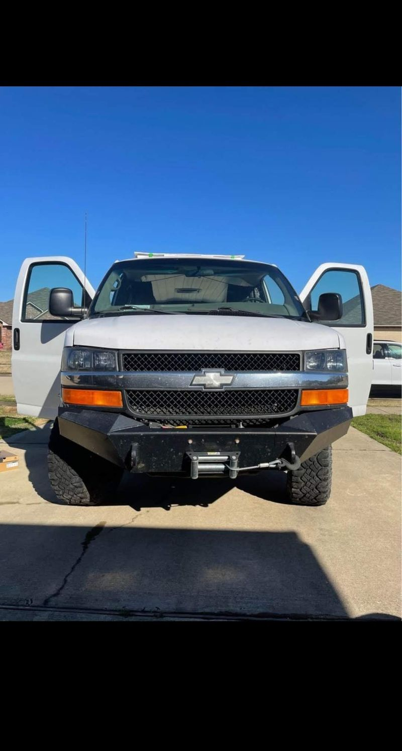 Picture 2/7 of a 2006 Chevy Express 3500 Camper Van for sale in Sulphur, Louisiana