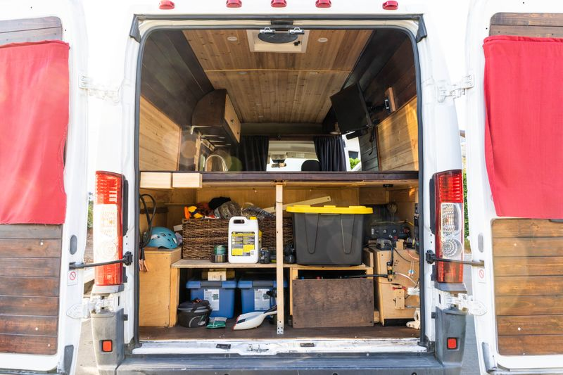 Picture 4/22 of a 2014 Dodge Ram Promaster 2500 for sale in San Diego, California