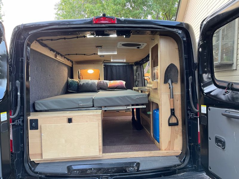Picture 2/16 of a 2012 Nissan NV 2500 Custom Conversion for sale in Denver, Colorado