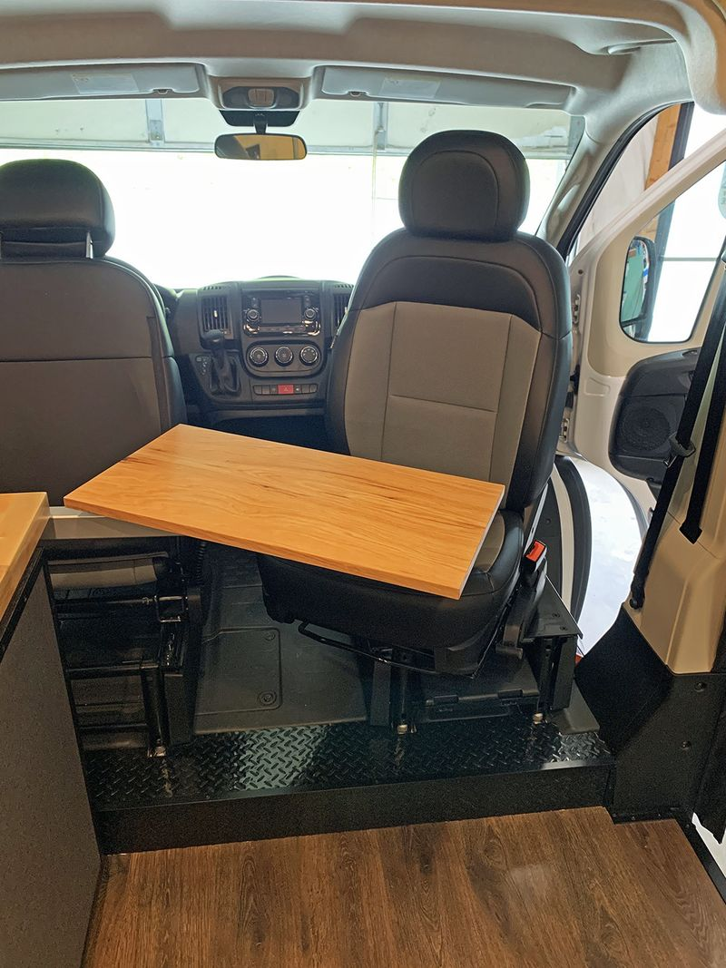 Picture 4/13 of a 2019 Dodge Ram Promaster 1500 for sale in Baltimore, Maryland