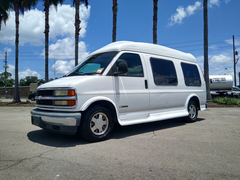 Picture 5/32 of a 1997 Chevy Express 1500CamperVan(Mobility-sleeper) for sale in Tallahassee, Florida
