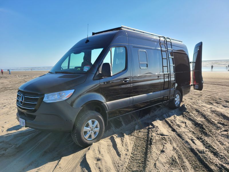 Picture 2/20 of a 2020 Mercedes Sprinter 170 4x4 for sale in Beaverton, Oregon