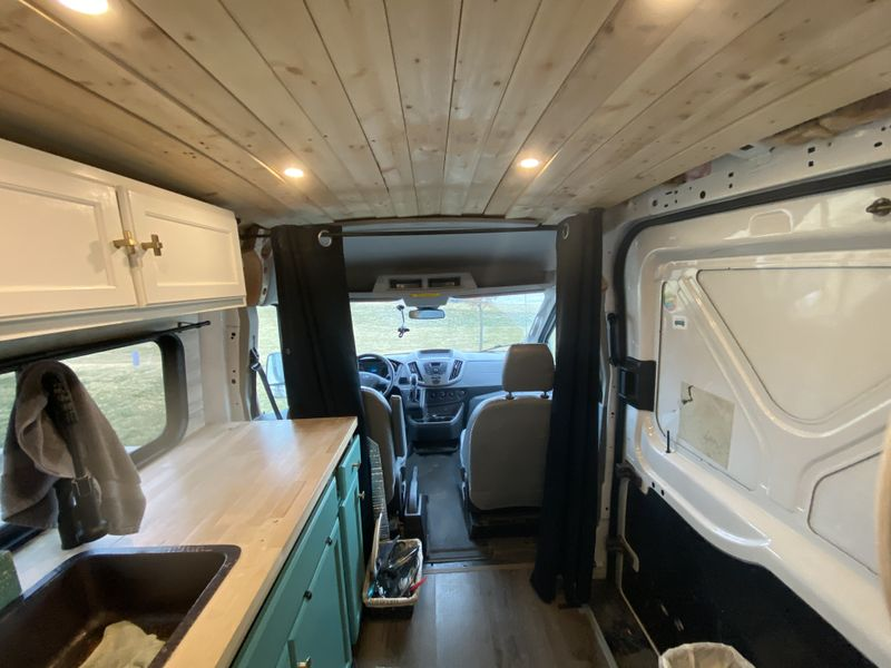 Picture 6/12 of a 2016 Ford Transit Converted Campervan for sale in Platte City, Missouri