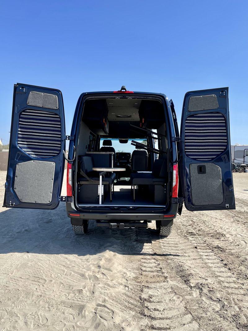 Picture 4/30 of a 2021 Mercedes Benz Sprinter 2500 Diesel 4x4 for sale in Vista, California