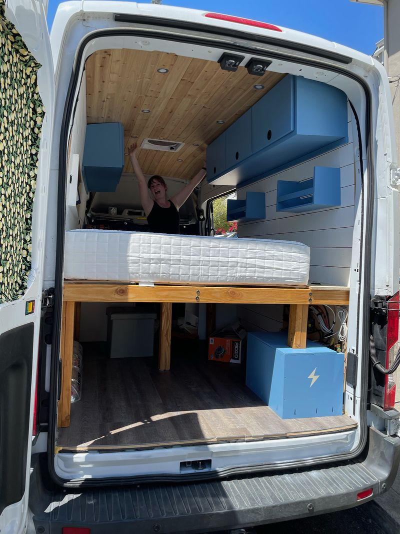 Picture 4/4 of a 2017 Ford Transit high top - Willing to Travel to you for sale in Missoula, Montana