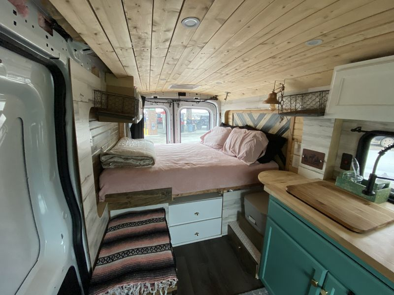 Picture 2/12 of a 2016 Ford Transit Converted Campervan for sale in Platte City, Missouri