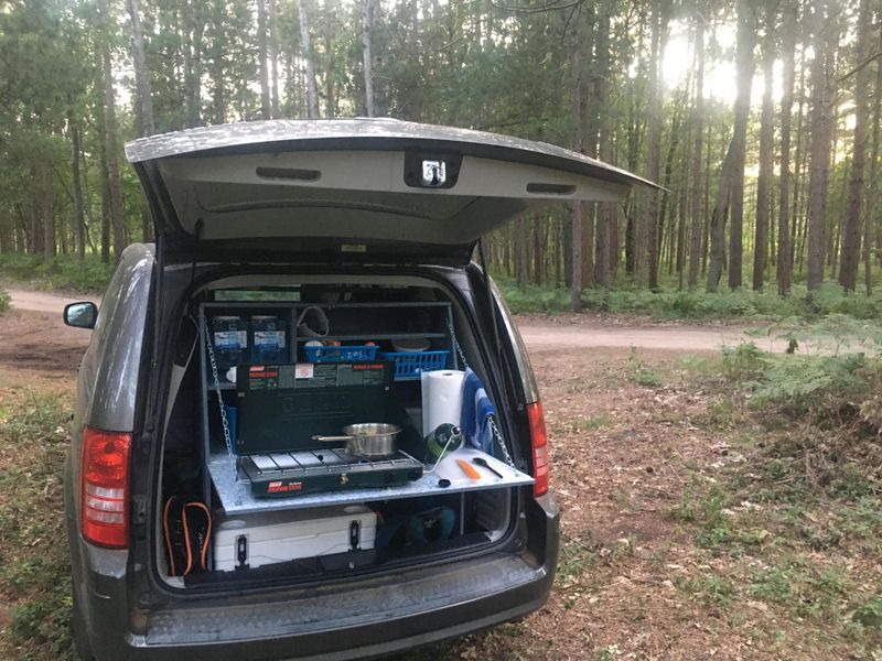 Picture 6/7 of a 2010 Town and Country: Full Sized Bed and Solar for sale in Goodrich, Michigan