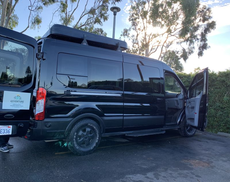 Picture 5/36 of a Ford Transit 350 XLT Converted Campervan Solar great for family  for sale in Santa Monica, California