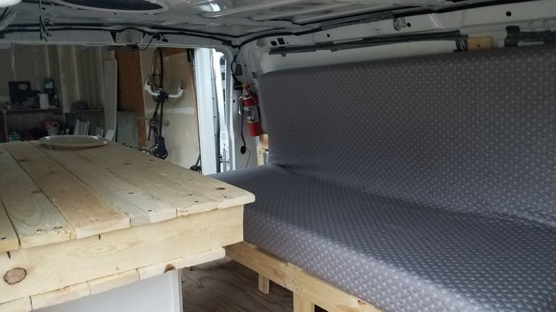 Picture 5/10 of a 2011 Ford E-150 75% converted for sale in Lone Tree, Colorado