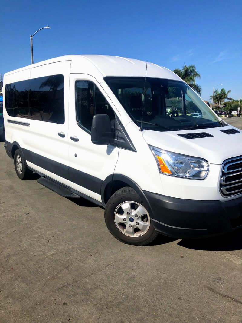 Picture 2/12 of a 2019 Ford Transit Mid-Roof Conversion Van EcoBoost for sale in Huntington Beach, California