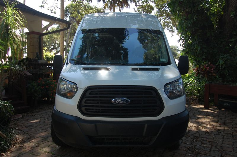 Picture 3/24 of a Custom Off-the-grid Camper - 2019 Ford Transit 250 for sale in Ormond Beach, Florida