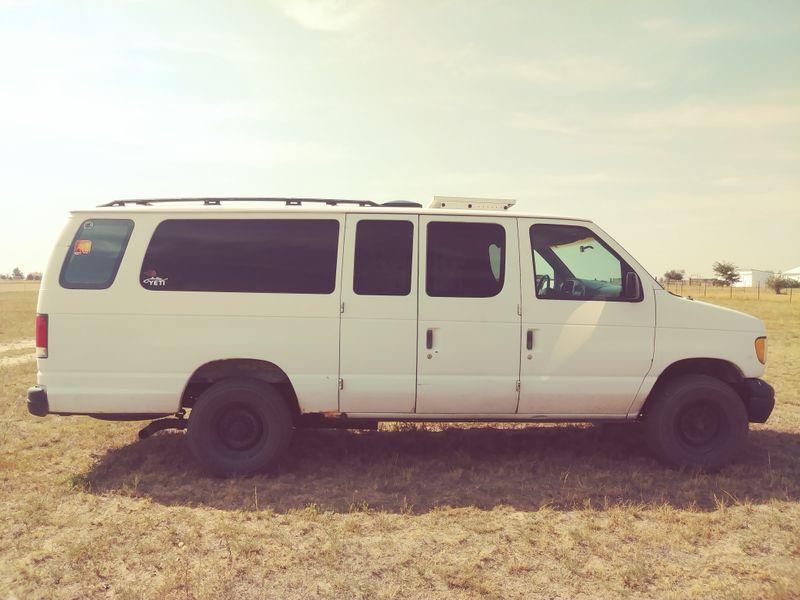 Picture 2/13 of a 1999 ford cargo conversion van for sale in Colorado Springs, Colorado
