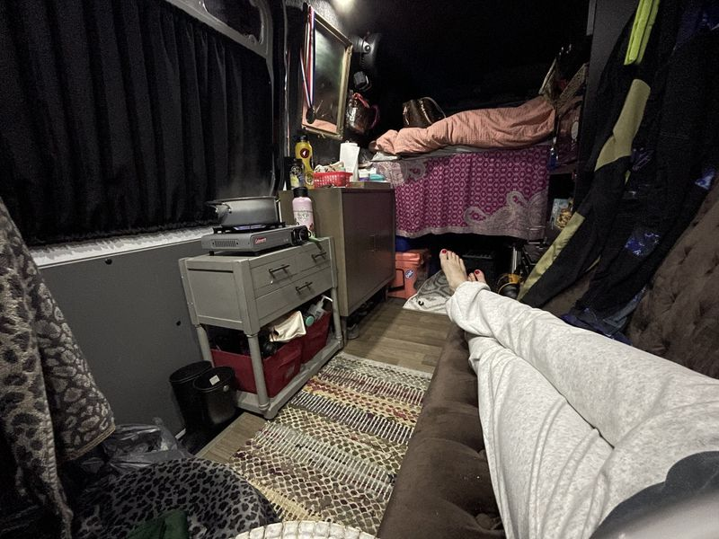 Picture 2/22 of a Mercedes sprinter camper van  for sale in Raeford, North Carolina