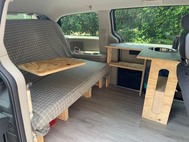 Picture 5/18 of a 2013 Dodge Ram Cargo Van = Stealth Camper Van for sale in Washington, District of Columbia
