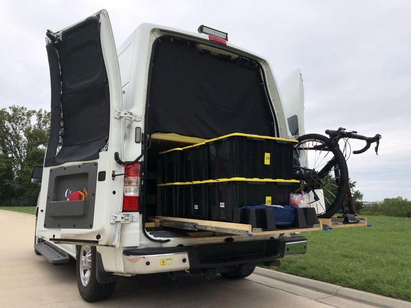 Picture 3/11 of a Off Grid Stealth Van w/ Garage + Solar & Generator for sale in Arlington, Virginia