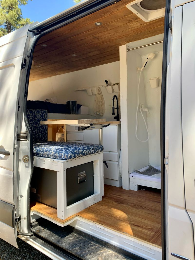 Picture 3/8 of a DIY sprinter campervan for sale for sale in South Lake Tahoe, California